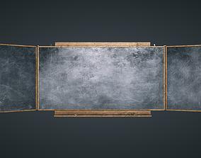 3D asset Blackboard