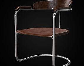 SS33 variante chair 3D model