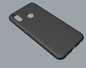 Huawei P20 lite Black CASE 3D printable model