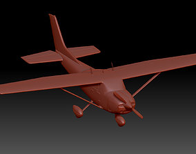 Cessna 182 Skyline ultralight airplane for 3D