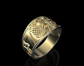Ring of Luck 2 3D print model