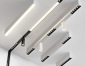 AQForm Rafter System Collection 3D