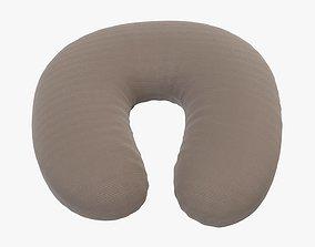 Travel neck pillow 3D model