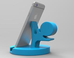 Nurbs Phone Holder 3D Print