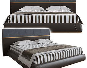 3D model dorian bed