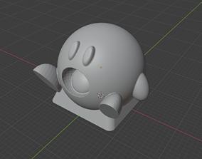 Keycap Kirby 3D print model