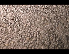 3D model Gravel Texture