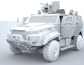 Ejder Yalcin - Armored Military 3D