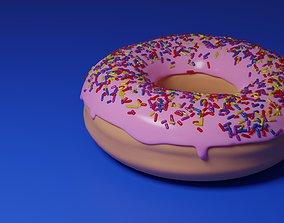 donut free blender 3D