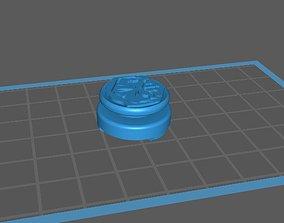 ps4 controller thumbstick 3D printable model