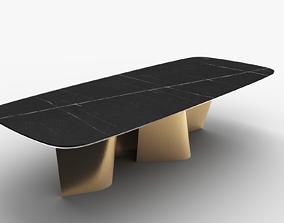 Esse 72 Reflex Spa Table 3D
