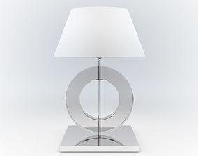 Lense table lamp 3D