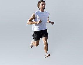 runner-01 3D