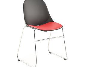 3D model Cerantola Quick Office Chair 2