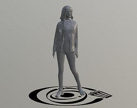 3D model Human 094 LP R
