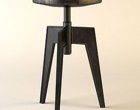 3D contact stool