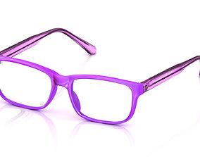 Eyeglasses for Men and Women 3D print model