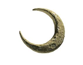 Crescent 2 3D asset
