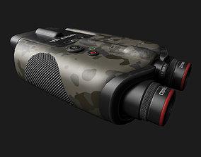 3D asset Military Binocular