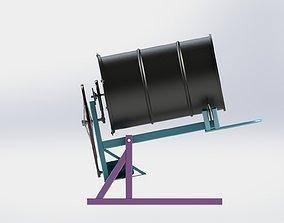 3D print model mixer