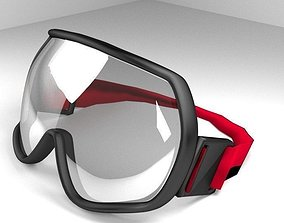 Goggles vision 3D