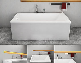 Bath Starck 3D
