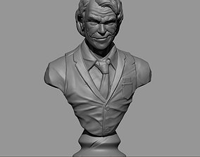 Joker 3D printable model comics