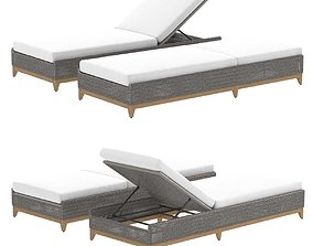 3D model Restoration Hardware Paraiso Chaise