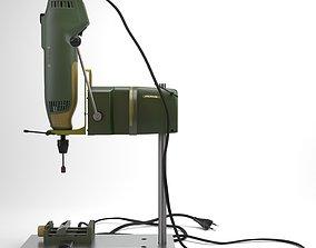 3D Proxxon Micromot FBS Precision Drill