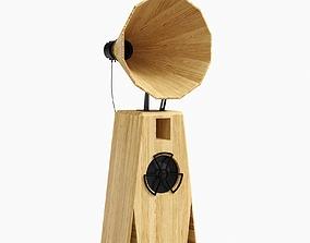3D model OMA AC-1 Audio Luodspeaker