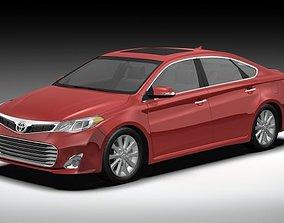 2013 Toyota Avalon 3D
