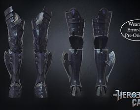 Final Fantasy XIV - Drachen Armor - 3D print model 1