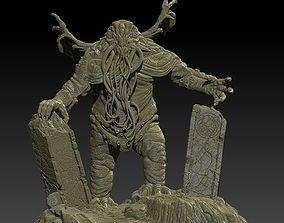 3D printable model figurines Cthulhu