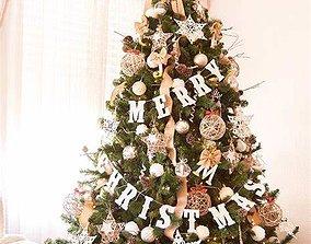 christmas 3D printable model Christmas Decoration