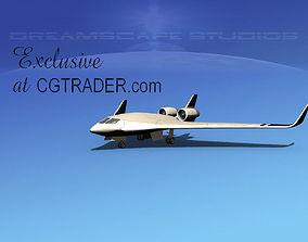 3D model Dreamscape AC-121 V02