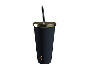 Starbucks Reserve Cold Cup Tumbler 3D asset
