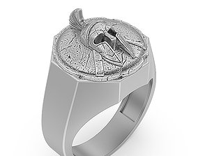 spartan ring beauty 3D printable model
