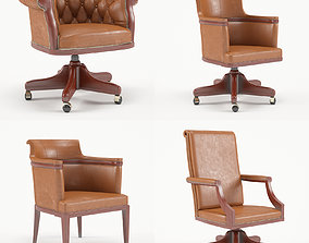 Origgi Armchairs Collection 3D