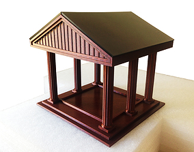 BIRD FEEDER 3D printable model