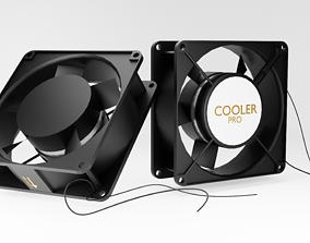3D parts cooler