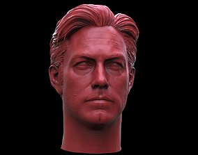 Ben Affleck -Bruce Wayne Head 3D print model
