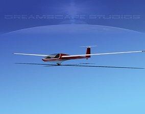 DG-400 15-Metre Motorglider V10 3D model