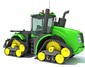 Tractor Power 3D model