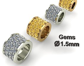 CHARMS 3D print model bracelets