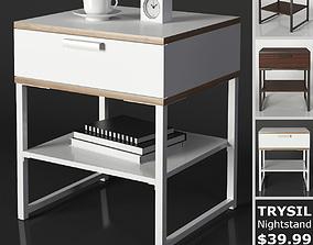 IKEA TRYSIL Nightstand 3D model
