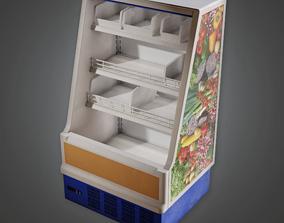 Fast Food Menu Holder - SAM - PBR Game Ready 3D asset