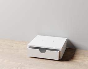 3D print model 013MSU Step Up Drawer Unit