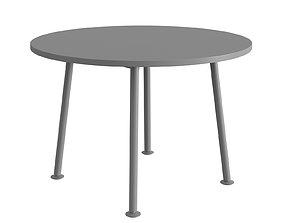 3D model Landa Table Counter Height