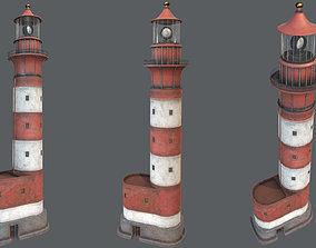 Lighthouse PBR 3D model