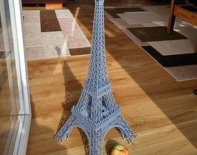3D print model Eiffel Tower